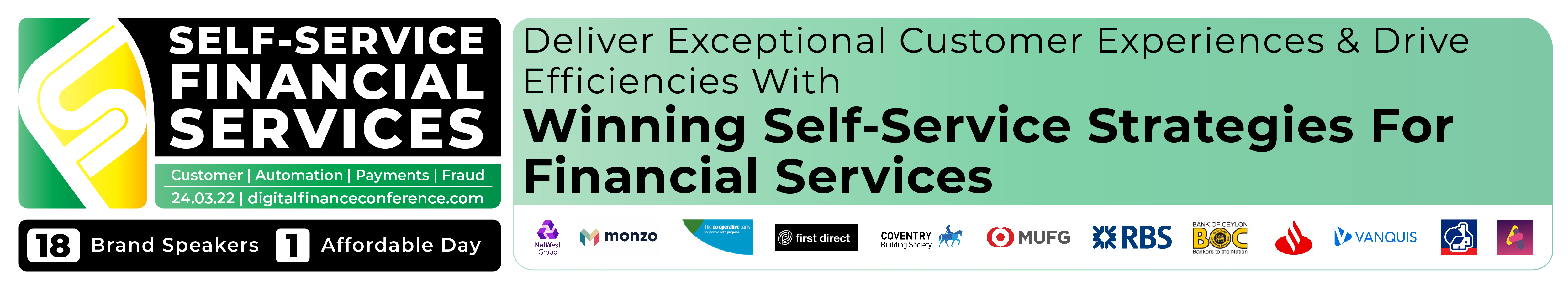 Digital Transformation & Innovation In Financial Services Conference